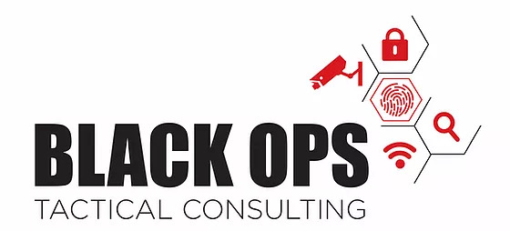 Black Ops Tactical Consulting Logo