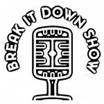 Break it down show logo