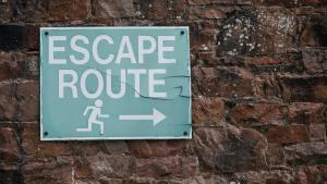Plan Your Escape Route Blog Image