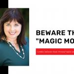 Beware the Magic Move blog header
